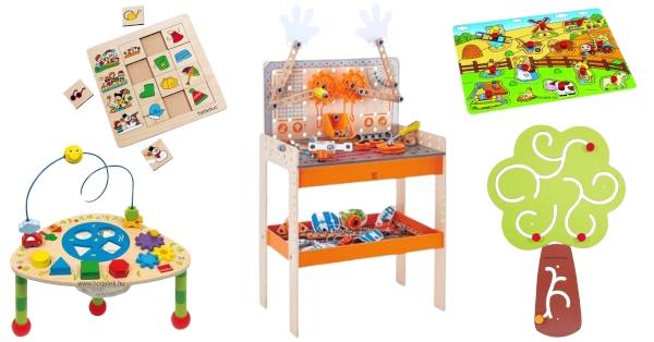 A finommotorikát fejlesztő játékok a memória fejlődésére is befolyással vannak.